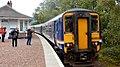 Bahnfahrt West Highland Line von Fort William nach Bridge of Orchy (24745032018).jpg