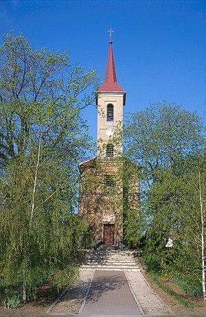 Bajč - Image: Bajcs Templom