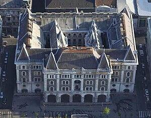 English: Institue of BAllet, Budapest, Hungary...