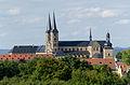 Bamberg, St. Michael, von der Altenburg gesehen-011.jpg