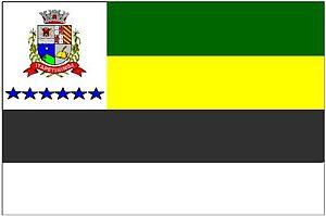 Itapetininga - Image: Bandeira Itapetininga