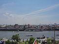 Bangkok along the Chao Phraya and Wat Arun (15067943442).jpg