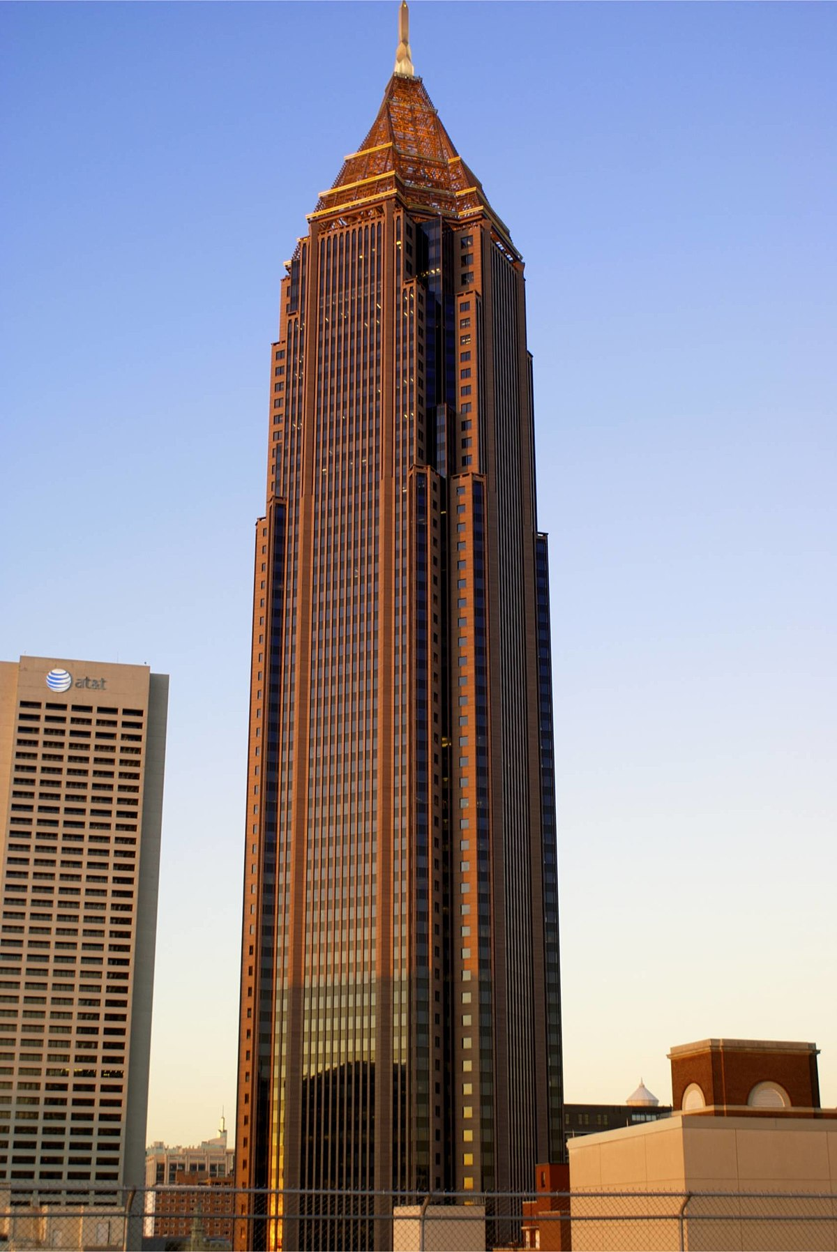 Bank Of America Plaza Atlanta Wikipedia - Museums on us bank of america 2016