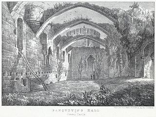 Banqueting Hall, Conway Castle