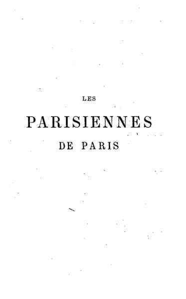 File:Banville - Les Parisiennes de Paris.djvu