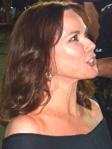 Barbara Hershey på Toronto International Film Festival 2010.
