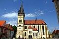 Bardejów (Bardejov). Bazylika mniejsza św. Egidia (św. Idziego). - panoramio.jpg