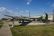Barksdale Global Power Museum September 2015 08 (Boeing B-17G Flying Fortress).jpg