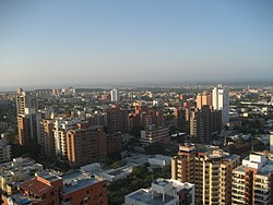 Barranquilla Bird's Eye View