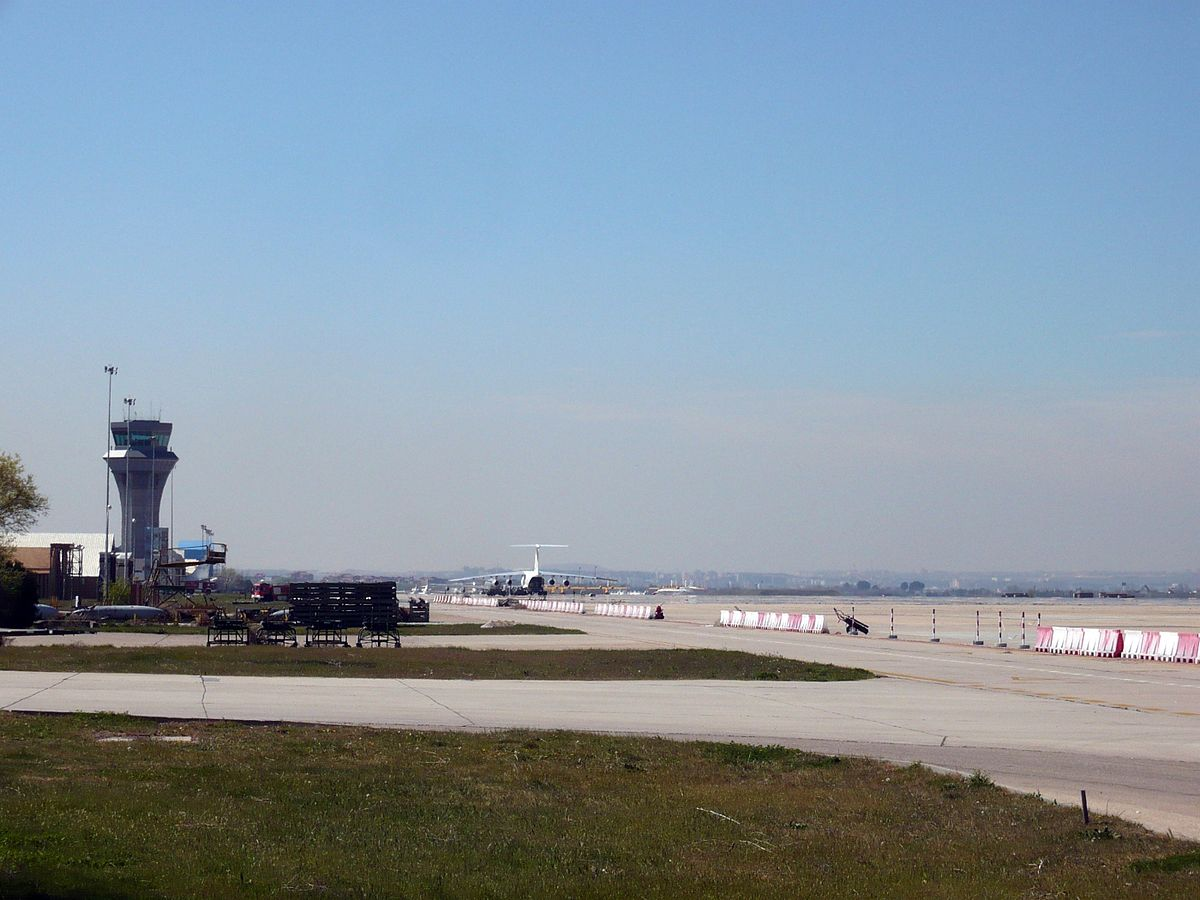 Madrid torrej n airport wikidata - Spa torrejon de ardoz ...