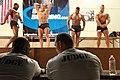 Basra bodybuilding competition DVIDS288968.jpg