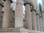 Bassai Temple Of Apollo Detail straight