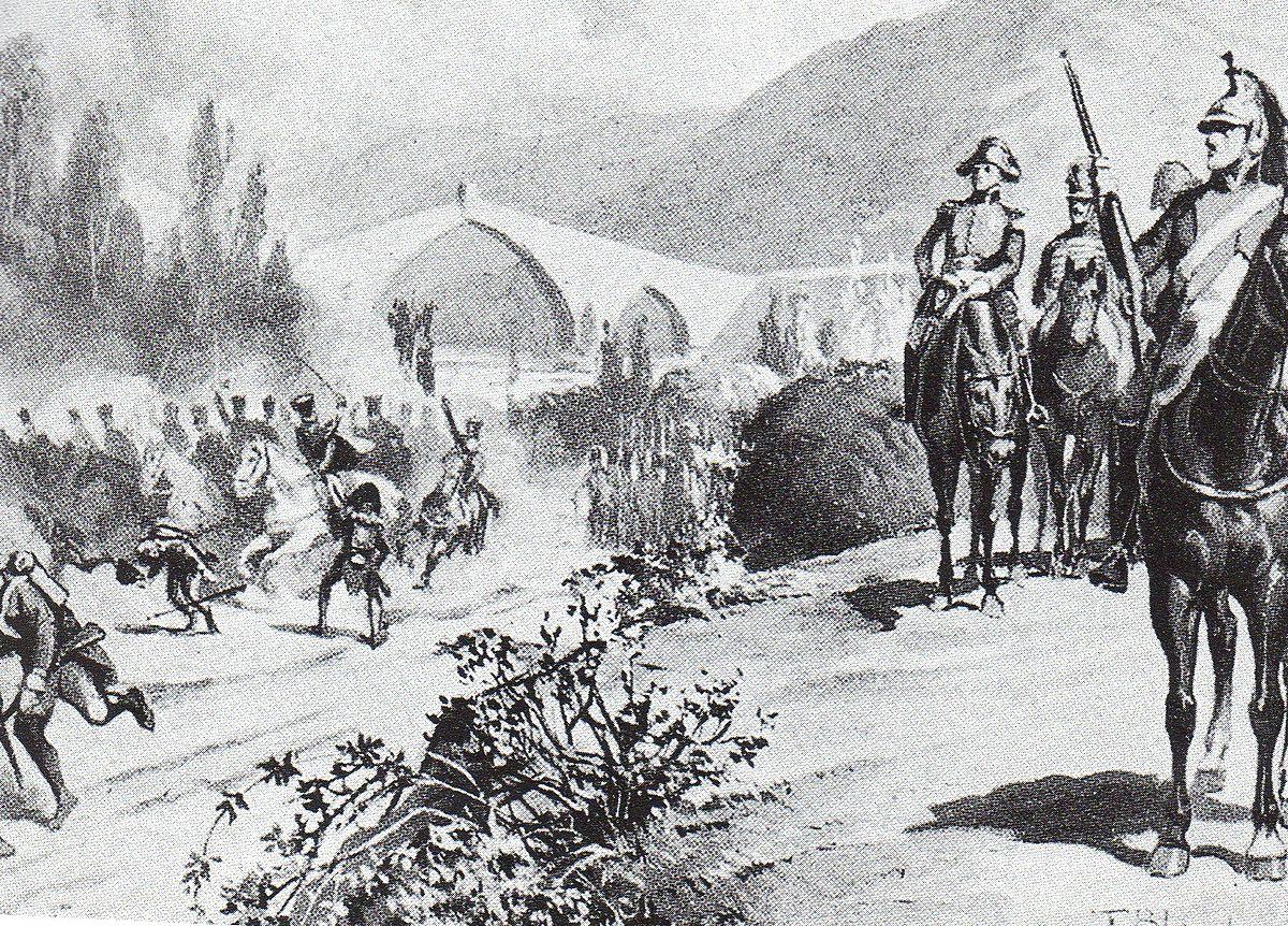 Battle of molins de rei wikipedia - Casa en molins de rei ...