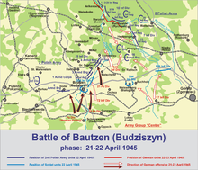 Map of the Battle of Bautzen (1)