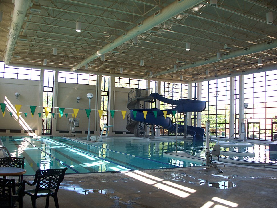 Baylor SLC Pool