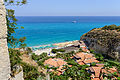 Beach in Tropea - Calabria - Italy - July 17th 2013 - 02.jpg