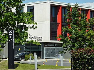 National Film and Television School Film school in Buckinghamshire, England