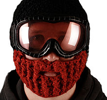 803a47abf98 Beardowear Ginger style Beard hat