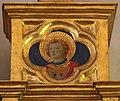 Beato angelico, pala strozzi della deposizione, con cuspidi e predella di lorenzo monaco, pilastrino dx 06.JPG