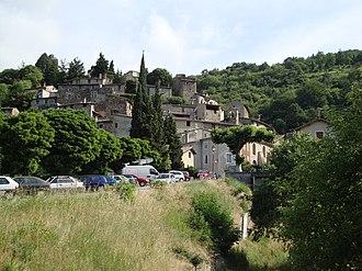 Beauchastel - A general view of Beauchastel