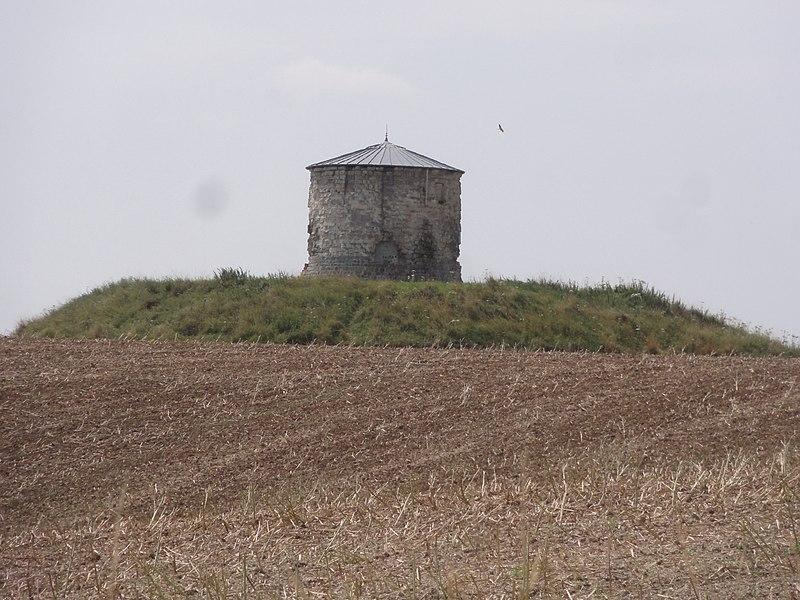 Beaurevoir (Aisne) tour de guet MH