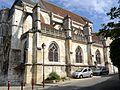 Beauvais (60), église Notre-Dame de Marissel, vue rapprochée depuis le sud-ouest 3.jpg