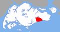 Bedok Planning Area locator map.png