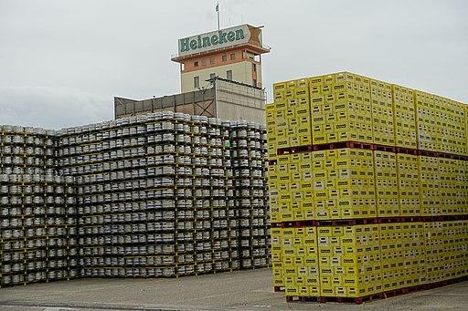 Beer @ Heineken factory @ Schiltigheim @ Strasbourg (45468013502)