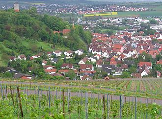 Beilstein, Württemberg - Beilstein and Hohenbeilstein Castle