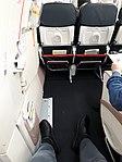Beinfreiheit im Airbus A321-231.jpg