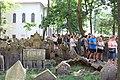Beit Kevaroth Jewish cemetery Prague Josefov IMG 2809.JPG