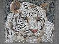 Belgrade zoo mosaic0427.JPG