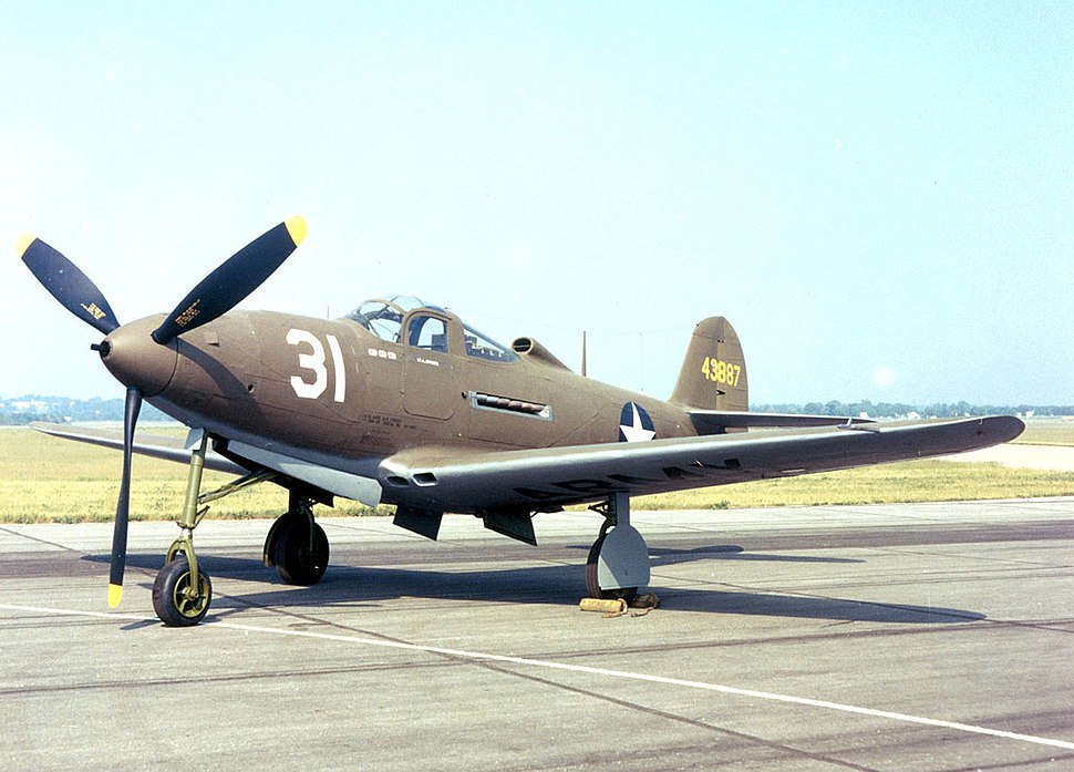 Bell P-39Q Airacobra USAF