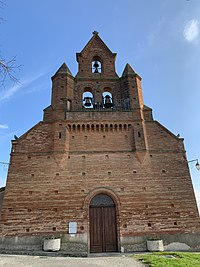 Bellegarde-Sainte-Marie - Église Saint-Barthélemy F.jpg