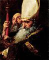 Benczúr Study for The Baptism of Vajk 1871.jpg