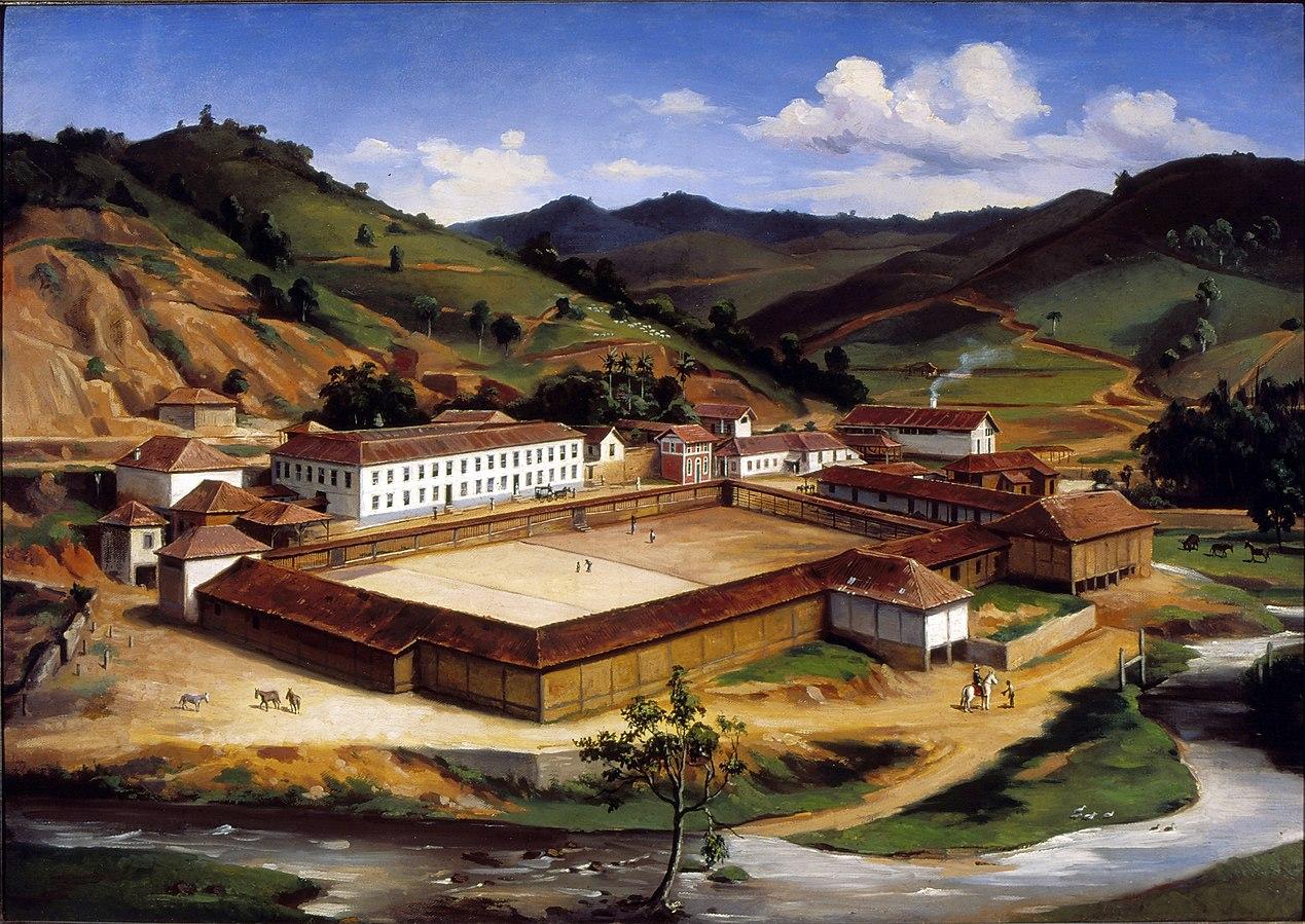 Fazenda de Café do Vale do Paraíba