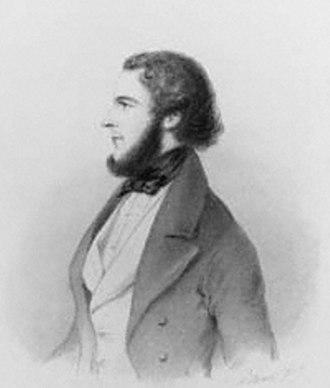 I masnadieri - London impresario Benjamin Lumley