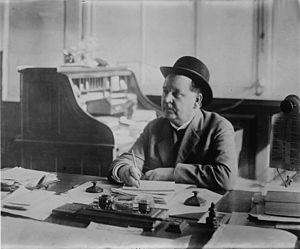 Benjamin G. Lamme - Image: Benjamin Garver Lamme (12 January 1864 – 8 July 1924) in 1916