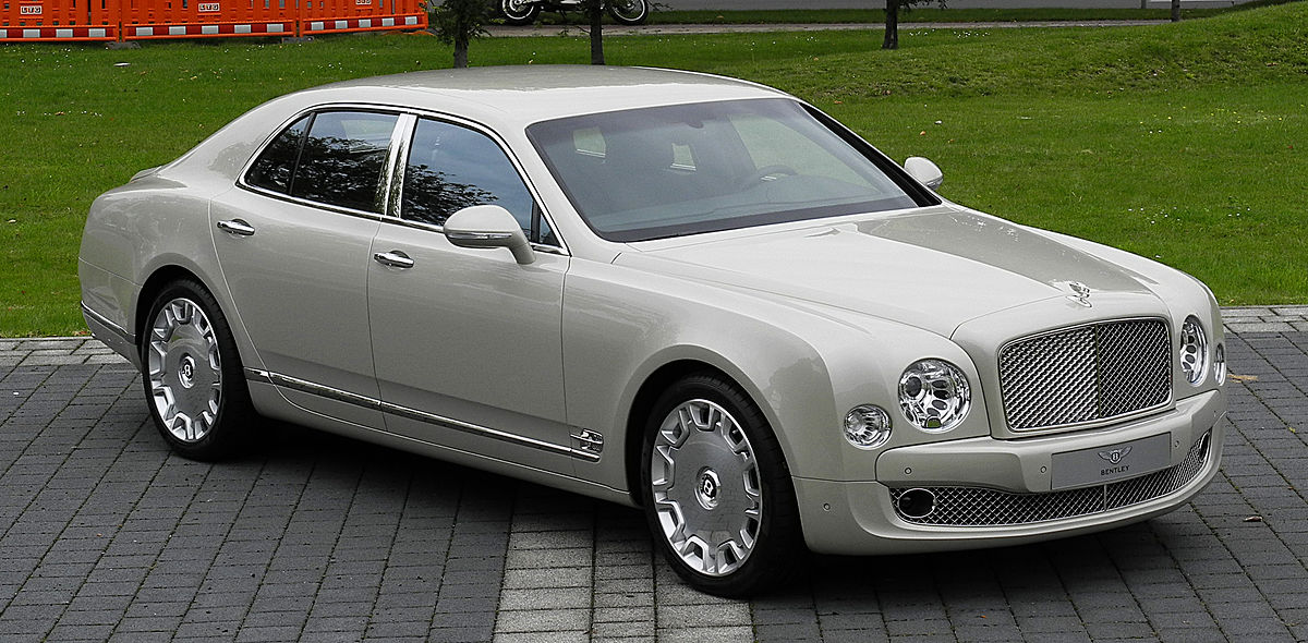 Bentley Mulsanne 2010 Wikipedia