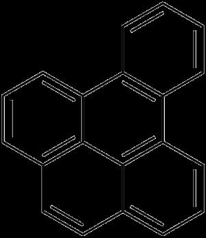 Benzo(e)pyrene - Image: Benzo(e)pyrene