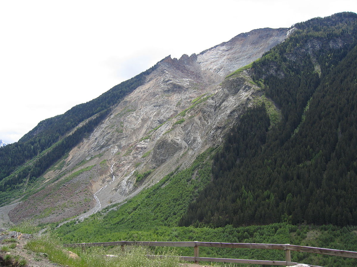 Glissement de terrain wikipédia