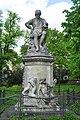 Berlin-Prenzlauer Berg - Alois-Senefelder-Denkmal, vandalized.jpg
