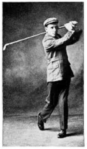 Bernard Nicholls - Image: Bernard Nicholls, golfer