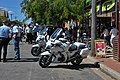 Berrigan NSW Police 150th Anniversary Police Motorcycle 002.JPG