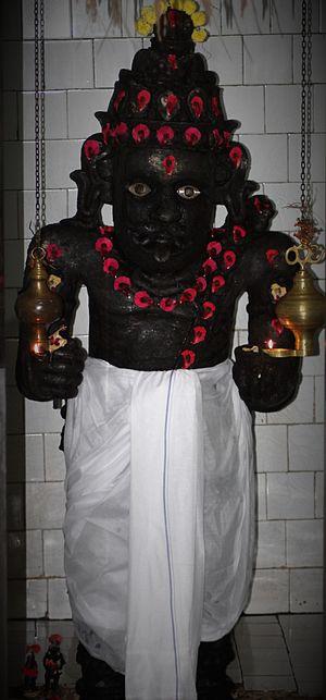 Betal - Betal Statue Poinguinim, Goa