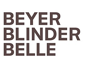 Beyer Blinder Belle - Image: Beyer Blinder Belle logo