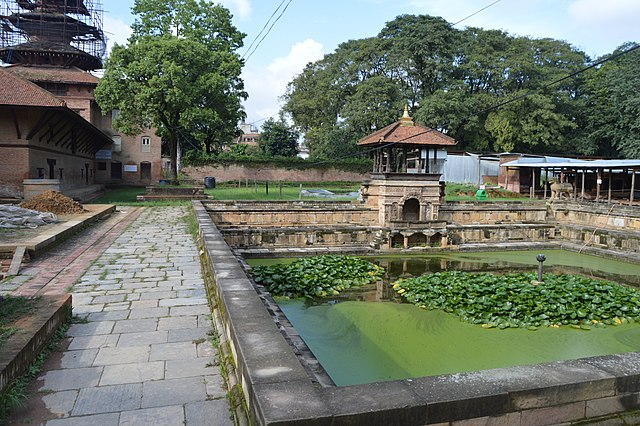 File Bhandarkhal Water Tank And Garden Wikimedia Commons