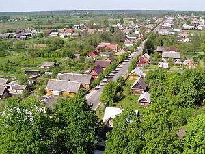 Białowieża - Image: Bialowieza beentree
