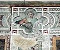 Bicci di lorenzo, santo (1390), e resti di affreschi di antonio veneziano (1370), 02.JPG