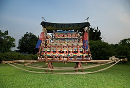 Bier Belonging to the Goryeongdaek House of the Jeonju Choe Clan, Sancheong 01.jpg